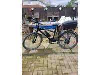 Wisper sport 905 se electric bike