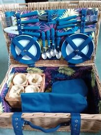 Luxury picnic basket