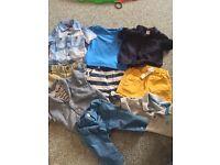 Baby boys Next Summer Bundle 3-6 months
