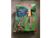 🌟🐺Roald Dahl official age 10-12 Fantastic Mr Fox costume