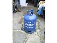 Empty 15kg Calor Gas bottle.