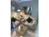 Marks & Spencer M&S Bermuda Rattan Sofa, Armchair & Tables Conservatory Set