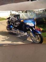 For Sale 2003 Honda Goldwing 1800