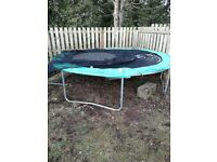 12ft trampoline FREE!
