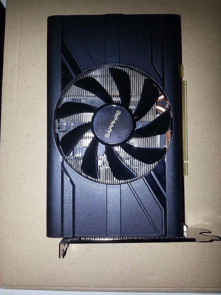 Sapphire AMD Radeon RX 570 4GB PULSE ITX