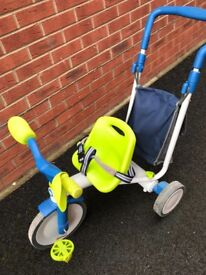 Baby/toddler Itsimagical tricycle