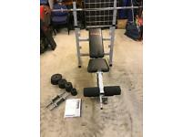 Weight bench & exercise Equipment