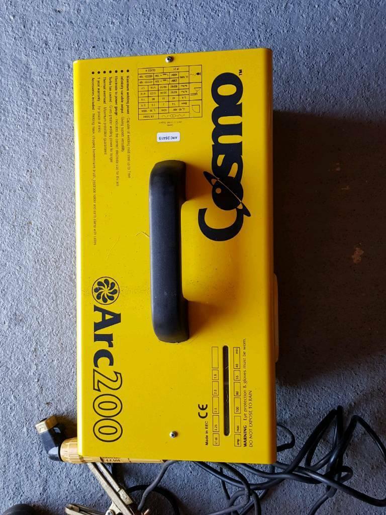 Cosmo arc 200 welder | in Cwmbran, Torfaen | Gumtree