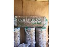 Earthwool insulation 1 roll