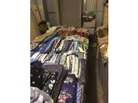 Fabric clearance - all must go!
