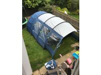 Trespass tunnel tent - 6 man