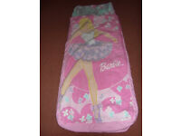 Barbie Sleeping Bag Only (for a Ready Air Bed).