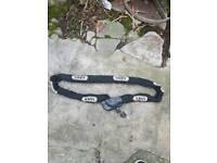 Abus City Chain X Plus New Unused With 2 Keys