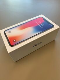 iPhone X Space Grey 256GB - UNLOCKED & INCLUDES ALL ACCESSORIES