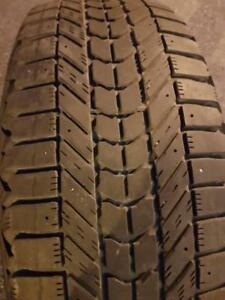 2 PNEUS HIVER - FIRESTONE 225 60 17 - 2 WINTER TIRES