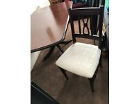 Dining Table & Chairs.