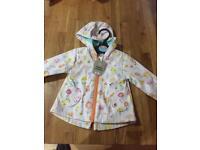 Tu (Sainsbury's) shower proof jacket age 0-3 months