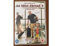 An idiot abroad 3 dvd