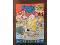 Complete Family Guy Season 4 - DVD