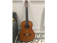 Yamaha CS40 3/4 Size Classical Guitar for sale - excellent condition