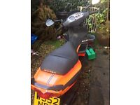 Gilera Runner SP 50cc good to fine condition