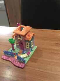 Polly Pocket Toy House