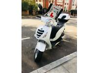 Honda ps 125(1 year mot) not pcx,lead,sh