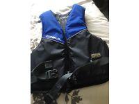 Adult Bouyancy Vest & Snorkel/Mask