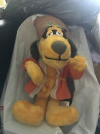 Hong Kong Phooey Plush Toy -OFFERS PLEASE