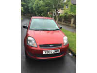 FORD FIESTA STYLE 2007 MODEL - £599 ONO - GOOD RUNNER - IDEAL FIRST CAR