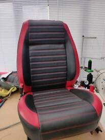 Vw caddy seats