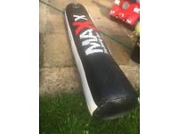 Open to offers- Punching bag - used once