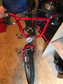 Boys bmx bikes got two of those