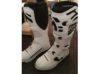 Mooseracing m1 2 motorcyclists boots