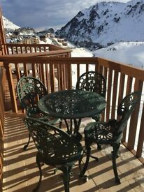La Mongie Ski Apartment for Sale (Hautes Pyrenees, France), fully furnished £31,896 (36,000 euros)