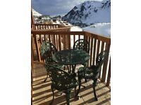 La Mongie Ski Apartment for Sale (Hautes Pyrenees, France), fully furnished £43,997 (49,500 euros)