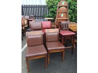 Great Wood Chairs for Sale