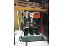 Stromab single-phase radial arm/crosscut saw