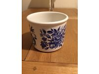 Portmeirion Harvest Blue Planter