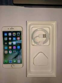 IPhone 7 plus 32GB Gold - 10 month warranty!