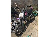 Pit bike 125cc spares or repair
