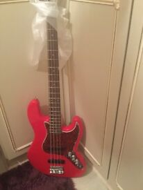 Electric guitar for sale new.