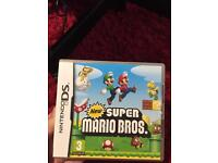 New Super Mario Bros- Nintendo DS Game