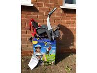 Wee ride safefront child bike seat