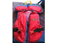 Buoyancy aid life-jackets for children