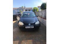 Black 2006 Mk5 golf, Diesel