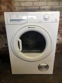 Reconditioned hotpoint condenser dryer