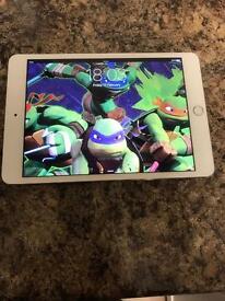 Apple iPad mini 3 Retina display 16gb silver