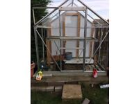greenhouse for sale UNDER OFFER
