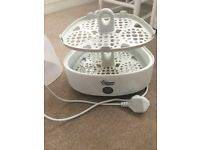 Tommee tippee bottle sterilier 5 Months old